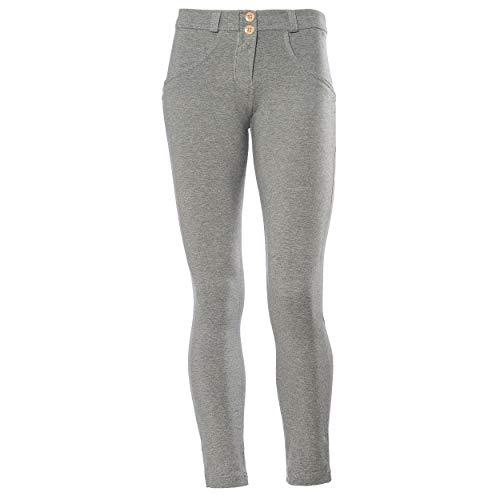 Melange Jeans Freddy 8 Grigio 7 Fit Regular Donna Slim Waist vwxHqFz