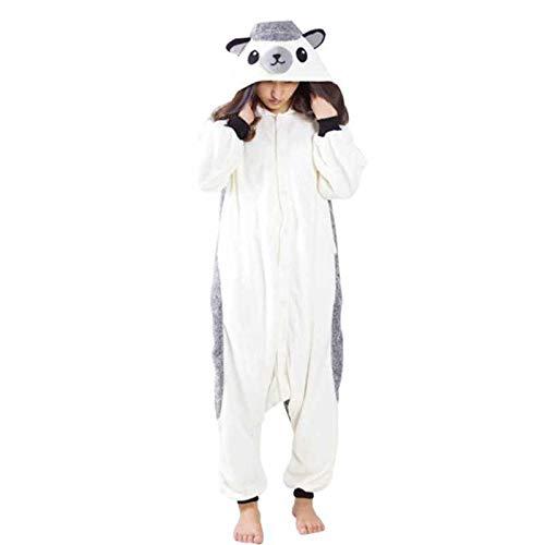 JIAWEIDAMAI Erizo Animal Pijamas Onesies Unisex Sleepsuit Pijamas ...