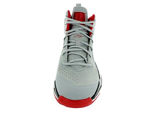 Adidas Man D Howard 5 Basket Sko Clonix / Ftwwht / Scarle