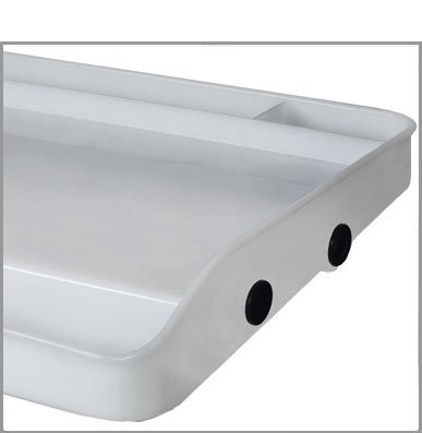 Oceansouth Large Fillet and Bait Table with Rod Holder Mount for Boat/Fishing/Cutting by Oceansouth USA INC. (Image #1)