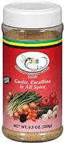 JCS Garlic, Escallion & Allspice 9.5 oz