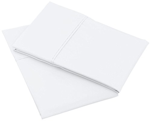 VICTORIA BEDDING Cotton 400-Thread-Count Ultra Soft Pillow Case (4 Pack)...
