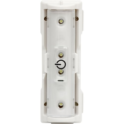 GE 17420 LED Wireless Touch Light, White (Hard Wired Undercabinet Light compare prices)