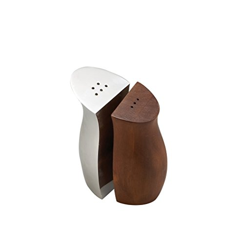 Nambè Cradle Salt & Pepper Shaker