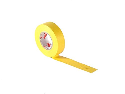 Faithfull 8012066020412 PVC Electrical Tape, -5 to +60 degree C, 20m Length x 19mm Width, Yellow