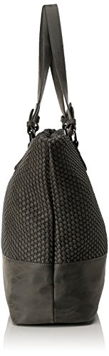 Betty Barclay Damen Shopper Bag Henkeltasche, Grau (grigio Freddo), 16 X 34 X 39 Cm