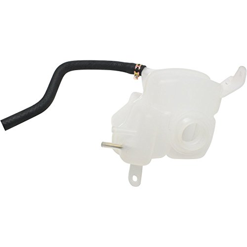 Evan-Fischer EVA1187207004 New Direct Fit Coolant Reservoir Expansion Tank for S-Type 00-02 Plastic