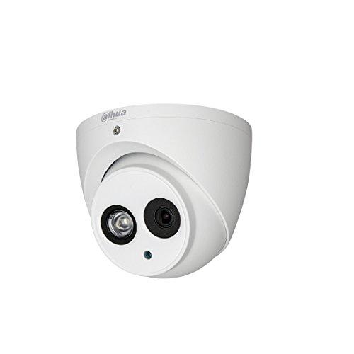 Dahua HAC-HDW1400EM 4MP HDCVI IR Eyeball Camera (NO LOGO OEM Local Support) by Dahua OEM