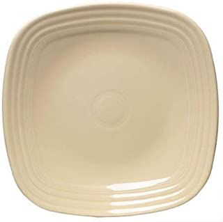 product image for Fiesta 7-3/8-Inch Square Salad Plate, Ivory