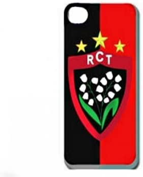 Coque iphone 5 5S TOULON RCT RUGBY: Amazon.fr: High-tech