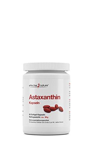 Astaxanthin Kapseln (60 Stk.)