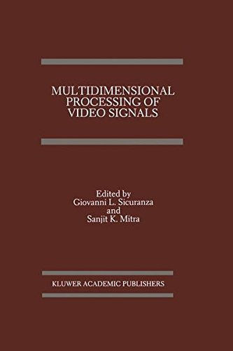 Multidimensional Processing of Video Signals (The Springer International Series in Engineering and Computer Science)