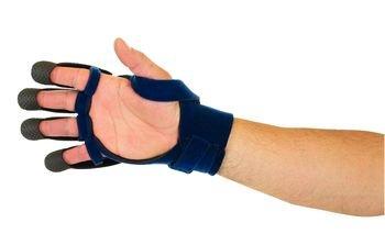 Sammons Preston W-700 Hand Based CVA/TBI Splint (SP4-566448 Small/Medium Right ) by Sammons Preston