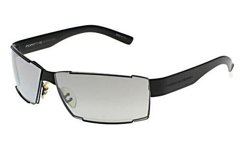 341eedef18 Porsche Design Gafas de sol P8407 - C: Negro mate, brazos negros:  Amazon.es: Ropa y accesorios