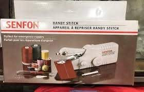 Battery operated - Mini Sewing Machine