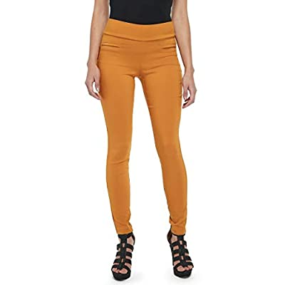 GUESS Factory Beatrix Super-Stretch Pants at Women's Clothing store