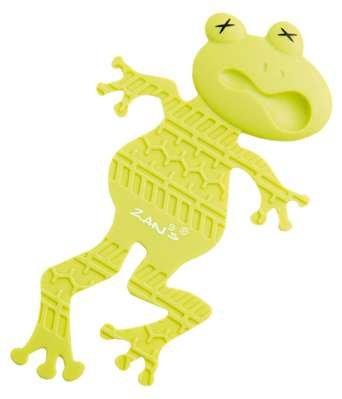 Lesezeichen poor Frog platt gefahrener Frosch