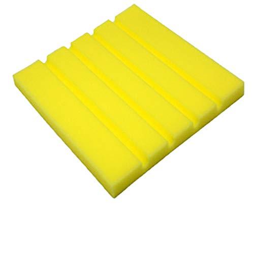 (Acoustic Foam Panel Sound Stop Absorption Sponge Studio KTV Soundproof)