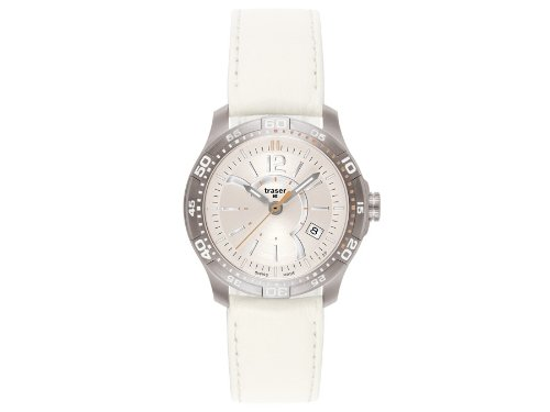 Traser H3 Ladytime Silver Ladies Watch T7392.V56.G1A.08 / 100363