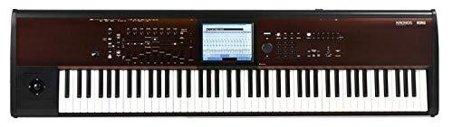 Korg Kronos LS 88-Key Synthesizer Workstation