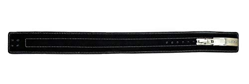 Flexz Fitness Lever Buckle Powerlifting Belt 10mm Weight Lifting Black X Large by Flexz Fitness (Image #8)