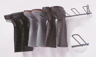 Horizon 1044-PVC Steel Boot and Glove Rack, 35-1/4