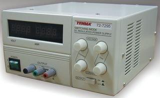 TENMA 72-7295 POWER SUPPLY, BENCH, 40V, 200W