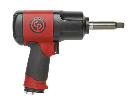Chicago Pneumatic CP7748-2 1 2-Inch High Torque Impact Wrench, Heavy Duty, Composite Housing with 2-Inch Extended Anvil