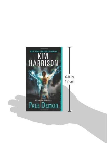 Pale Demon Kim Harrison 9780061138072 Amazon Books