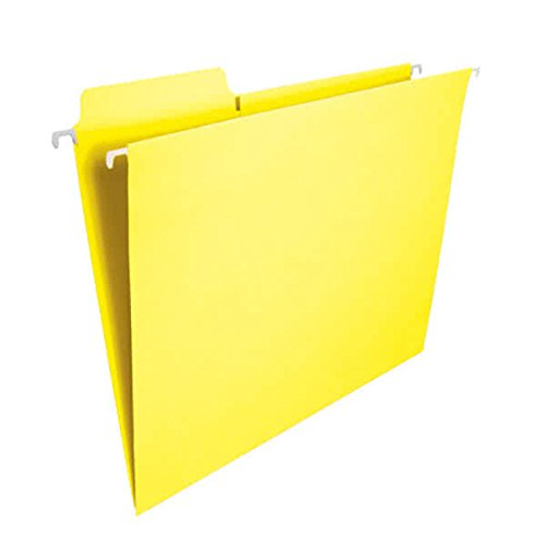 64097 Hanging Fastab - TableTop King 64097 FasTab Letter Size Hanging File Folder - 20/Box