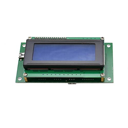 Semoic 20X4 2004 LCD Smartie Kit Explorer Green On Black