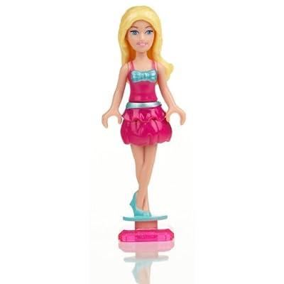 Mega Bloks Barbie Shop 'n Style: Toys & Games