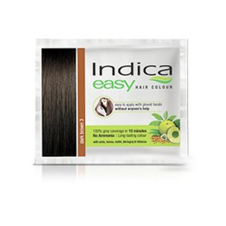 Buy cavinkare indica easy hair colour dark brown 30 pack of 5 cavinkare indica easy hair colour dark brown 30 pack of 5 solutioingenieria Gallery