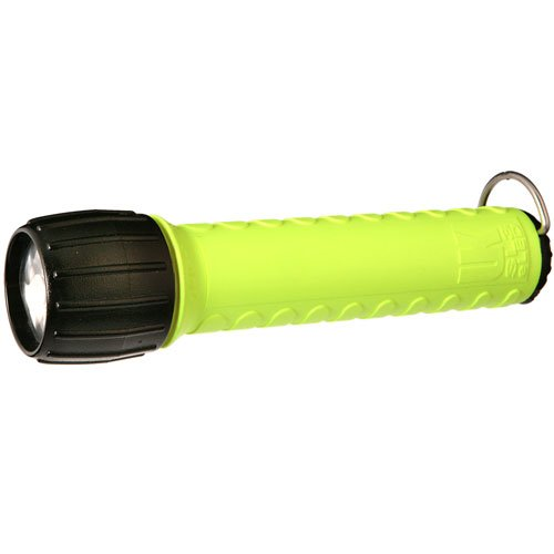 Underwater Kinetics SL3 eLED L2 Dive Light 3C Cell, Neon - Dive Underwater Light Yellow Kinetics