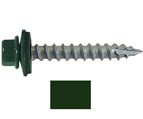 #14 Metal ROOFING SCREWS: (250) Screws x 1-1/2