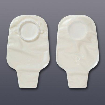 - CenterPointLock Drainable Pouch - Transparent - (J) Flange 2 1/4