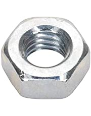 M6 Hex Nut - Pack of 50