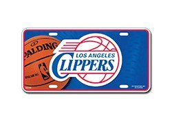 Los Angeles Clippers 75001 Metal Tag License Plate NBA Basketball by www.FanNut.com