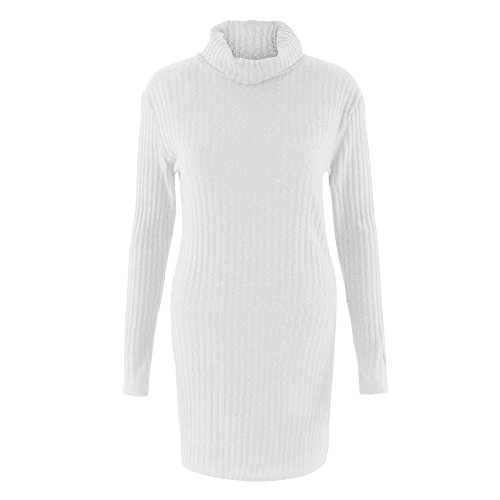 Femmes Longue Cavaliers Sleever Robe Arr Tops qOzF4x