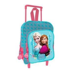 61b7a6dfff Frozen Elsa Anna zaino zainetto trolley scuola materna ,asilo con box  portamerenda
