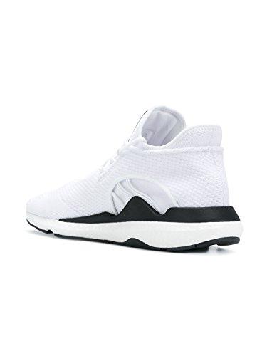 Adidas Y-3 Yohji Yamamoto Herren Ac7195 Weiss Stoff Scarpe Da Ginnastica