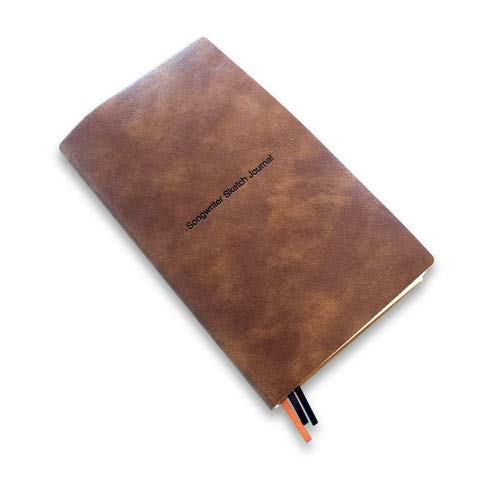- Songwriter Sketch Journal by imaginium, formatted blank music notebook, songwriting journal
