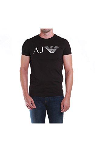 armani-jeans-mens-aj-eagle-logo-t-shirt-black-l