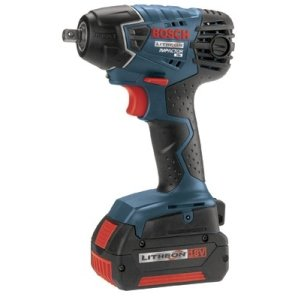 Litheon Impactor Cordless Fastening Drivers, 3/8 in, 18 V, 2,800 rpm