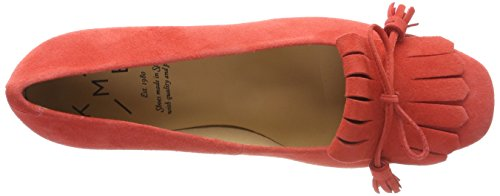 KMB Damen Oran Pumps Orange (Cinnamon 19)