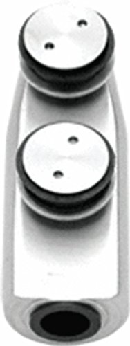 CRL Laguna Series Transom Mounted Free-Swinging Top Pivot Fitting by C.R. Laurence