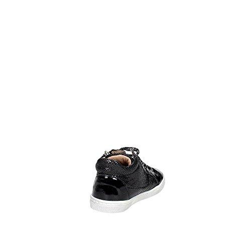 Panda 1711 Hoch Sneakers Mädchen Schwarz