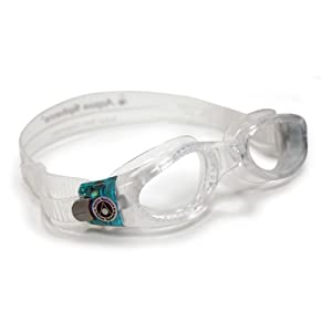 Aqua Sphere Kaiman Lady Swim Goggle, Made In Italy