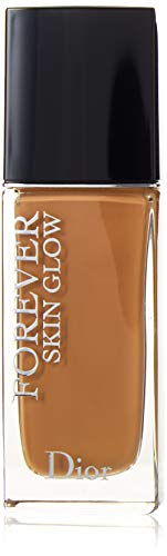 Dior Forever by Christian Dior 24h Skin Caring Foundation 4, 5n Neutral Spf 35 Before # 045, 1.0 Ounce Dior Natural Glow Face
