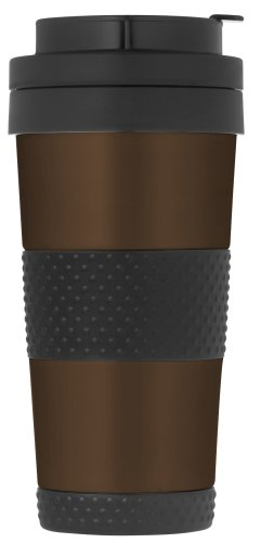 Thermos 14 ounce Vacuum Insulated Stainless Steel Tumbler, E